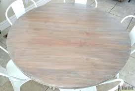 unfinished wood table tops rectangular 48 round wooden top south for farmhouse kitchen glamorous