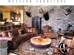 Western Living Rooms Interesting Decorating Design