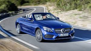 2017 Mercedes-Benz C-Class Cabriolet Review - Top Speed