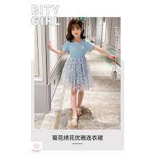 Đầm bé gái 3 tuổi (1-6 tuổi) ️ váy cho bé gái 1 tuổi ️ thời trang bé gái 5  tuổi chính hãng 165,600đ