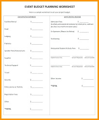 Free Line Sheet Template 5 Event Planning Spreadsheet Free Business
