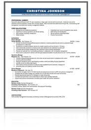 our resume builder allows you to create a perfect resume in minutes our resume builder includes job specific resume templates
