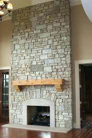 faux stone veneer over brick new ideas installing stone veneer over brick fireplace with faux stone