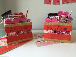 diy valentine s baskets for kids with a message of love the chirping moms