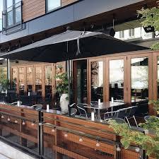 restaurant patio fence. Plain Restaurant Throughout Restaurant Patio Fence I