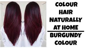 How To Colour Hair At Home