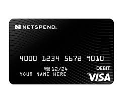 However, you may be charged a fee for this service, up to $3.95. Get A Netspend Visa Prepaid Card
