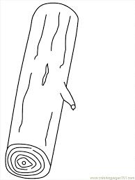 logging coloring pages log coloring pages coloring log coloring page free trees coloring
