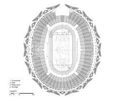 Stadium Planning Design Case Study Computational Design Of Hangzhou Tennis Center