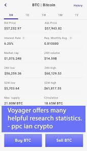 That's a major, major difference esp in crypto. Voyager App Review My Personal Experience