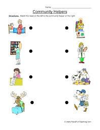 Kindergarten Map Worksheets Free For Places Math Community My ...