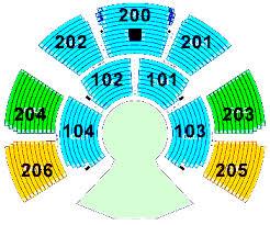 Circus De Soleil Seating Chart Statemaster Encyclopedia Quidam