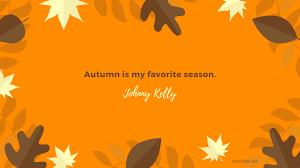 Cute Fall Wallpapers