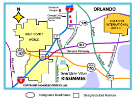 map of orlando Map Of Orlando Area orlando area map map of orlando area zip codes