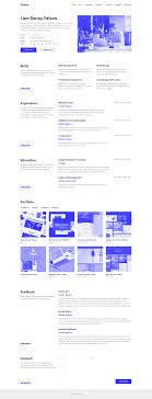 danny web developer resume psd template by aspirity themeforest preview images 00 preview jpg