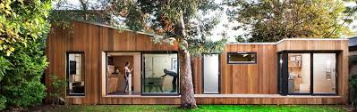 backyard office prefab. backyard office prefab this london studio is as cool a custom cottage inhabitat o