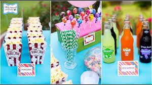 Small Picture Teenage birthday party themes decorations at home ideas YouTube