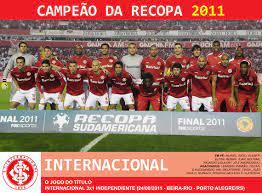 Edição dos Campeões: Internacional Campeão da Recopa Sul-Americana 2011