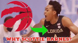 How Does Scottie Barnes Impact The ...