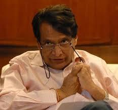 Apple officials meet Suresh Prabhu - The Hindu