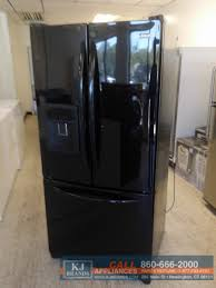 kenmore bottom freezer refrigerator. kj brands - kenmore elite 22 cu. ft. french door bottom freezer refrigerator (