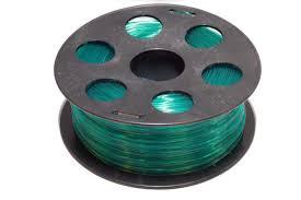 <b>Аксессуар Bestfilament Ватсон SBS пластик</b> 1 75mm 1кг Emerald ...