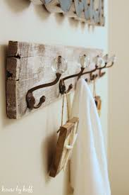 15 Simple And Inexpensive DIY Towel Holder Ideas Top Inspirations