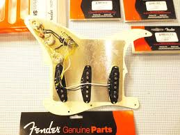 new fender hot noiseless jeff beck pickups prewired loaded pickguard Fender Stratocaster Pickup Wiring at Fender Noiseless Telecaster Pickups Wiring Diagram