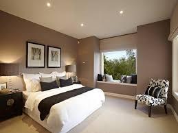 Modern Bedroom Design Idea With Floorboards