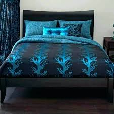 turquoise king bedding luxurious turquoise bed