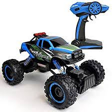 MOSTOP <b>1/14</b> RC Rock Off-Road Cars <b>2.4 GHz</b> Rock Crawler Truck ...
