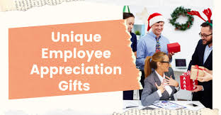 unique employee appreciation gifts