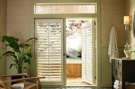 ideas window coverings for sliding glass doors
