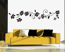 vine vinyl wall art