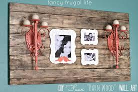 diy faux barn wood wall art on diy rustic wood wall art with diy faux barn wood wall art