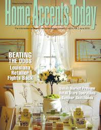home accents today june 2010