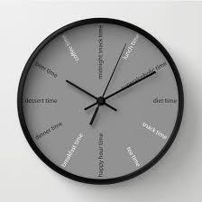 Designer Kitchen Wall Clocks