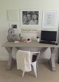 grays office supplies. Home Office Space Diy Farmhouse Desk Gray Washed Stain With Ideas Grays Supplies O