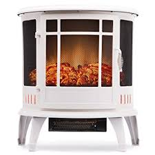 Amazon.com: Regal Electric Fireplace - e-Flame USA 25 Inch White ...