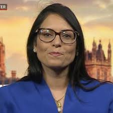 Priti Patel gives definition of 'mingling' that could see people fined -  Manchester Evening News