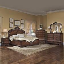 Pulaski Edwardian Bedroom Furniture Pulaski San Mateo Bedroom Set Amelia Upholstered Bedroom Set