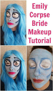 emily corpse bride makeup is the perfect halloween costume