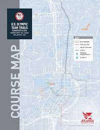 Tokyo Marathon Elevation Chart Map U S Olympic Team Trials Marathon