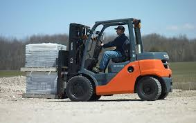 10k Lull Load Chart Forklift Fuel Consumption Efficiency Toyota Forklifts