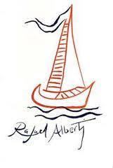 Resultado de imagen de rafael alberti poemas para niños marinero en tierra