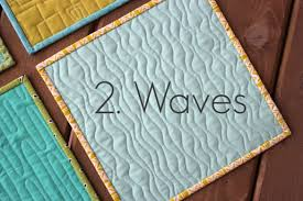 Free-motion Quilting Series: Four Designs to Take You Beyond the ... & Free Motion Quilting Waves Technique Adamdwight.com