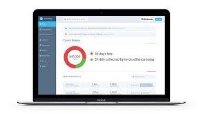 Book Invoice Simple Accounts Receivable Cash Flow Management InvoiceSherpa
