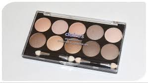 claire s designer eyes makeup kit swatches review pic heavy this is my second officially marked pr review this time on a neutral claire s palette