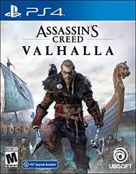 Assassin's Creed Valhalla PlayStation 4 Standard ... - Amazon.com