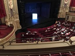 Nederlander Theatre Loge Left Rateyourseats Com
